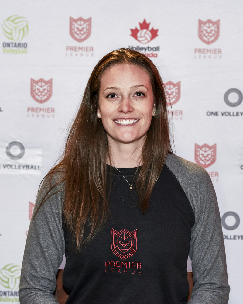 Jaki Ellis - Co-founder of ONE Volleyball