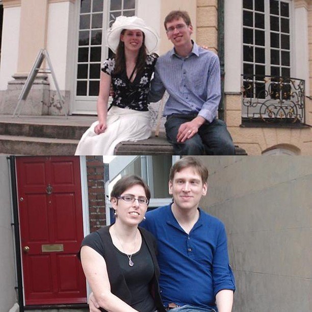Rowena and Guy have volunteered with OxFizz for over 6 years, and between them have delivered 391 hours of support for our students! 🙌 . Here you can see them 6 years ago, and today! .  They are two of our most longstanding and trusted volunteers - and as well as being friendly, reliable and talented, they have an infectious passion for education, and for helping each of our students reach their potential. . It's a pleasure working with them, and we're truly grateful for their years of commitment. . This week we caught up with them about their motivations for volunteering, and their experiences with OxFizz over the years. . You can find the full blog on our website (link in bio), under the 'About Us' tab 💪 . . . .  #volunteer #volunteering #charity #fundraising #fundraisingideas #donate #nonprofit #socialgood #access #oxford #cambridge #oxforduniversity #oxforddecision #cambridgedecision #cambridgeuniversity #graduate #graduatestudent #dphil