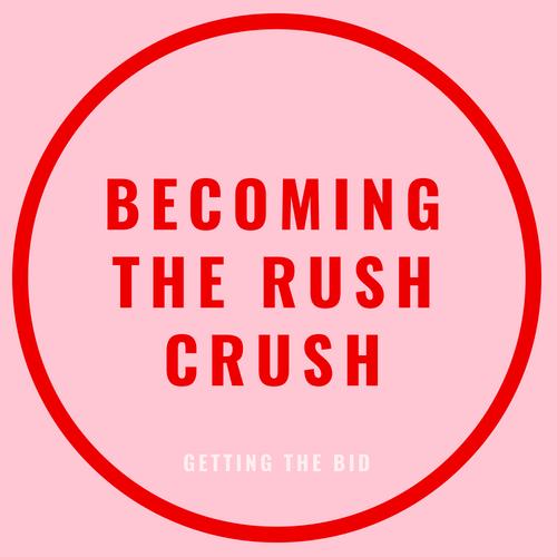 becoming the rush crush blog post
