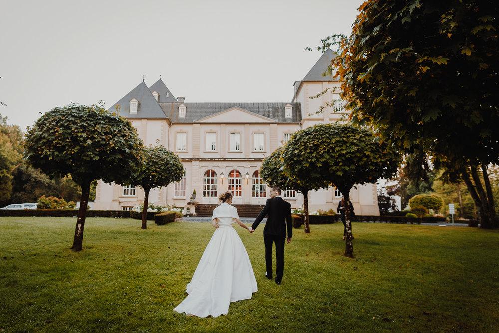 Luxembourg & Belgium Italian wedding