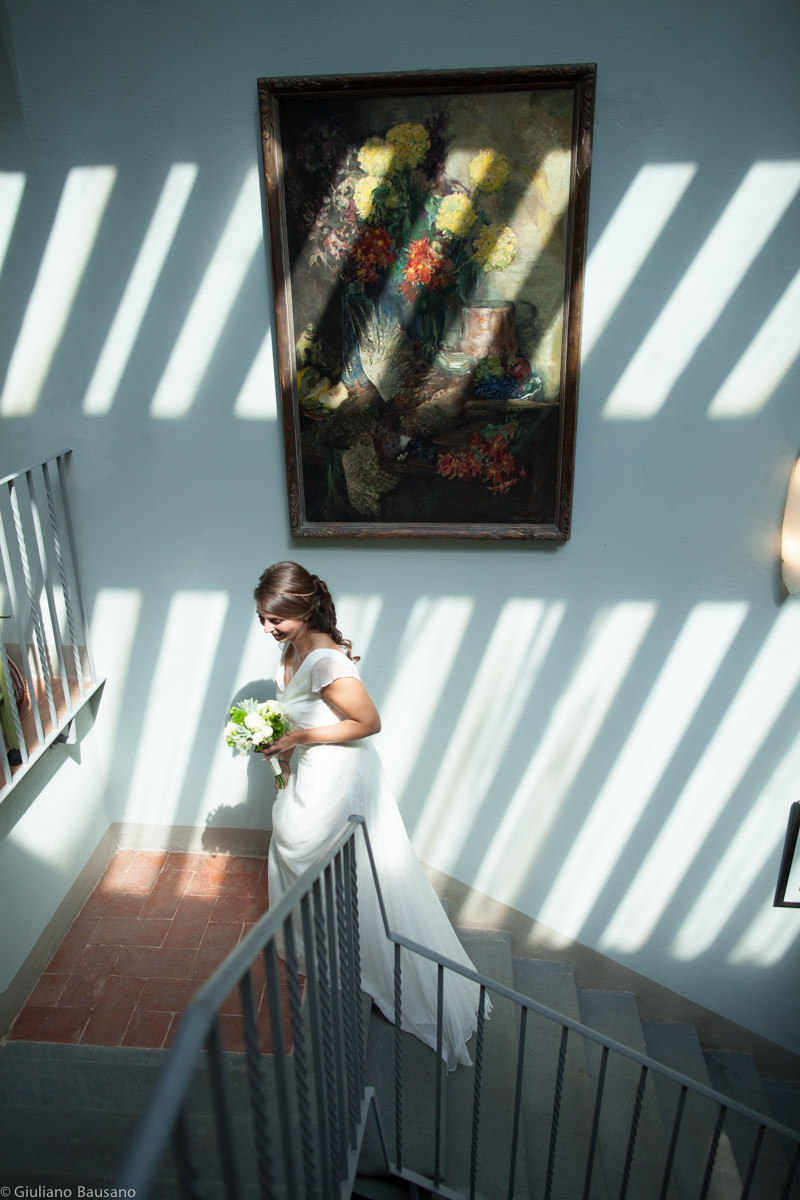 French wedding in Lucca - Tuscany