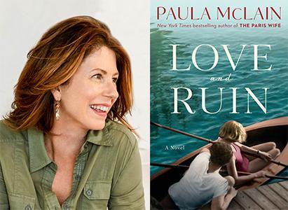 - Paula McLain, author of