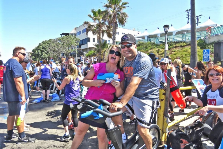 5TH ANNUAL TOUR DE PIER RAISES $1.2 MILLION FOR CANCER RESEARCH