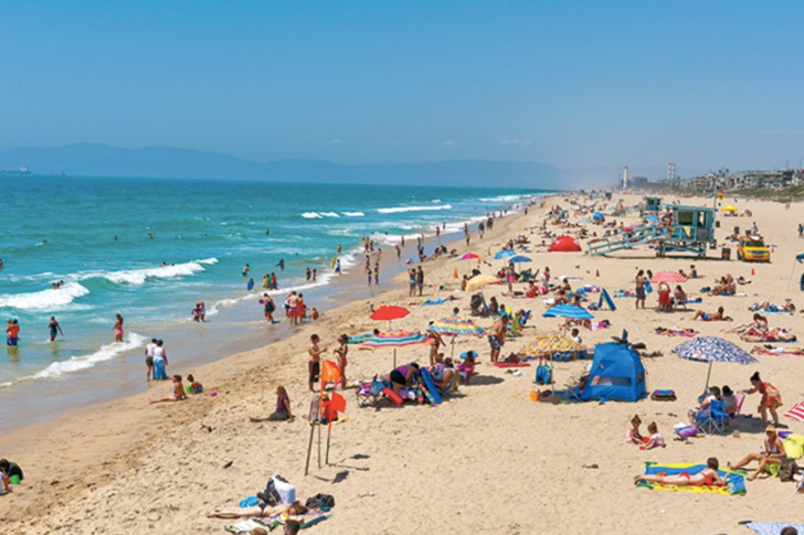 GQ: MANHATTAN BEACH THE BEST FOR FOOD