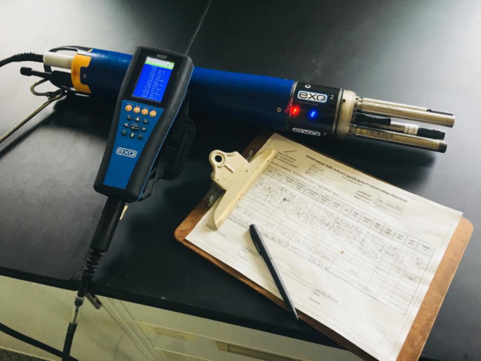 YSI EXO2 Multiparameter Sonde