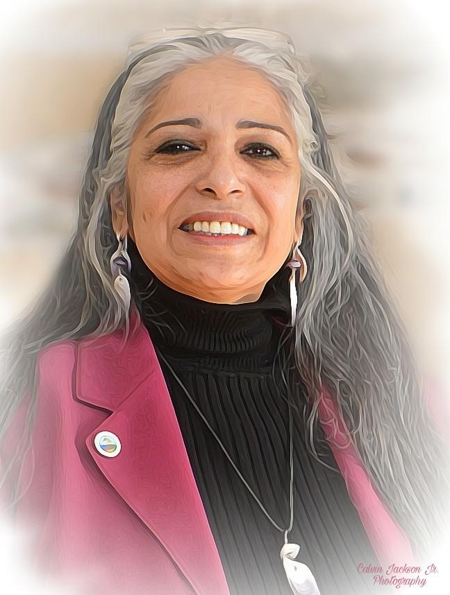 Chairwoman  Cheryl Andrews-Maltais