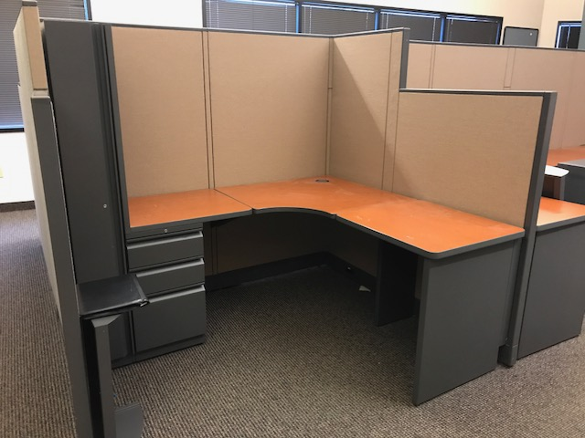 Allsteel Concensys Cubicle Panels U2014 OEB   Used Office Furniture Minneapolis
