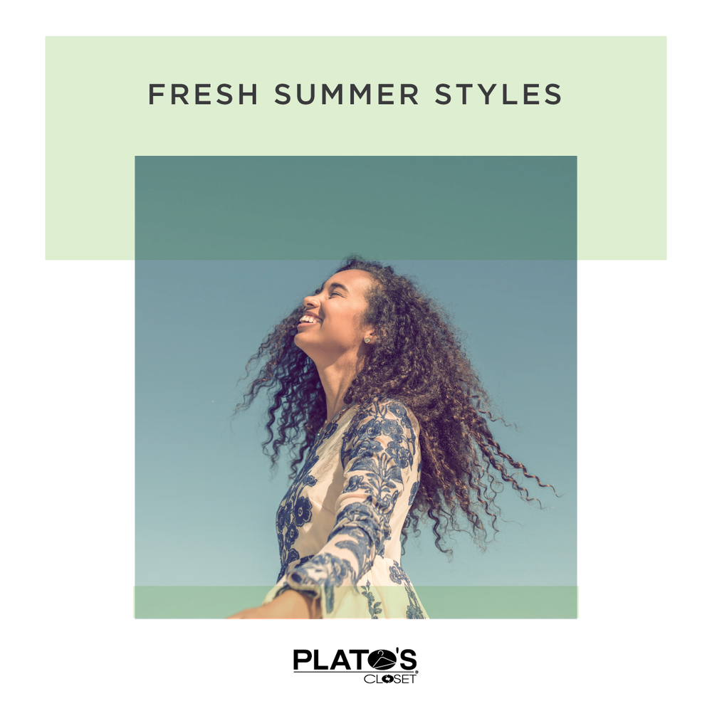Your bank account will thank you later when you shop our fresh summer arrivals at prices up to 70% less than retail. Have no regrets, stop into your local Plato's Closet today!