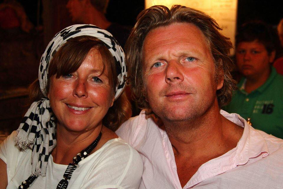 Karin & Tom Sligting.