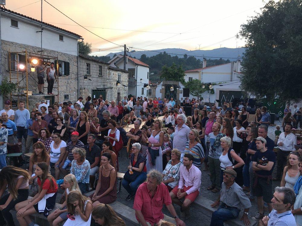 Dorpsfeest in Faia van Estival Portugal.jpg