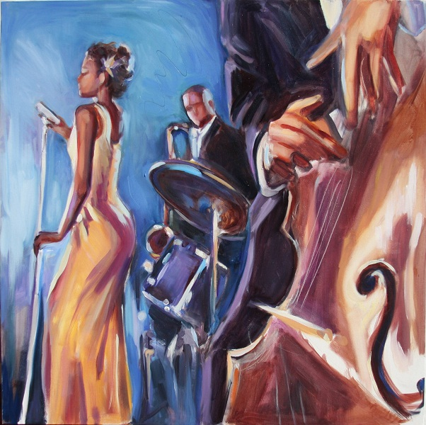 JAZZ AND BLUES -