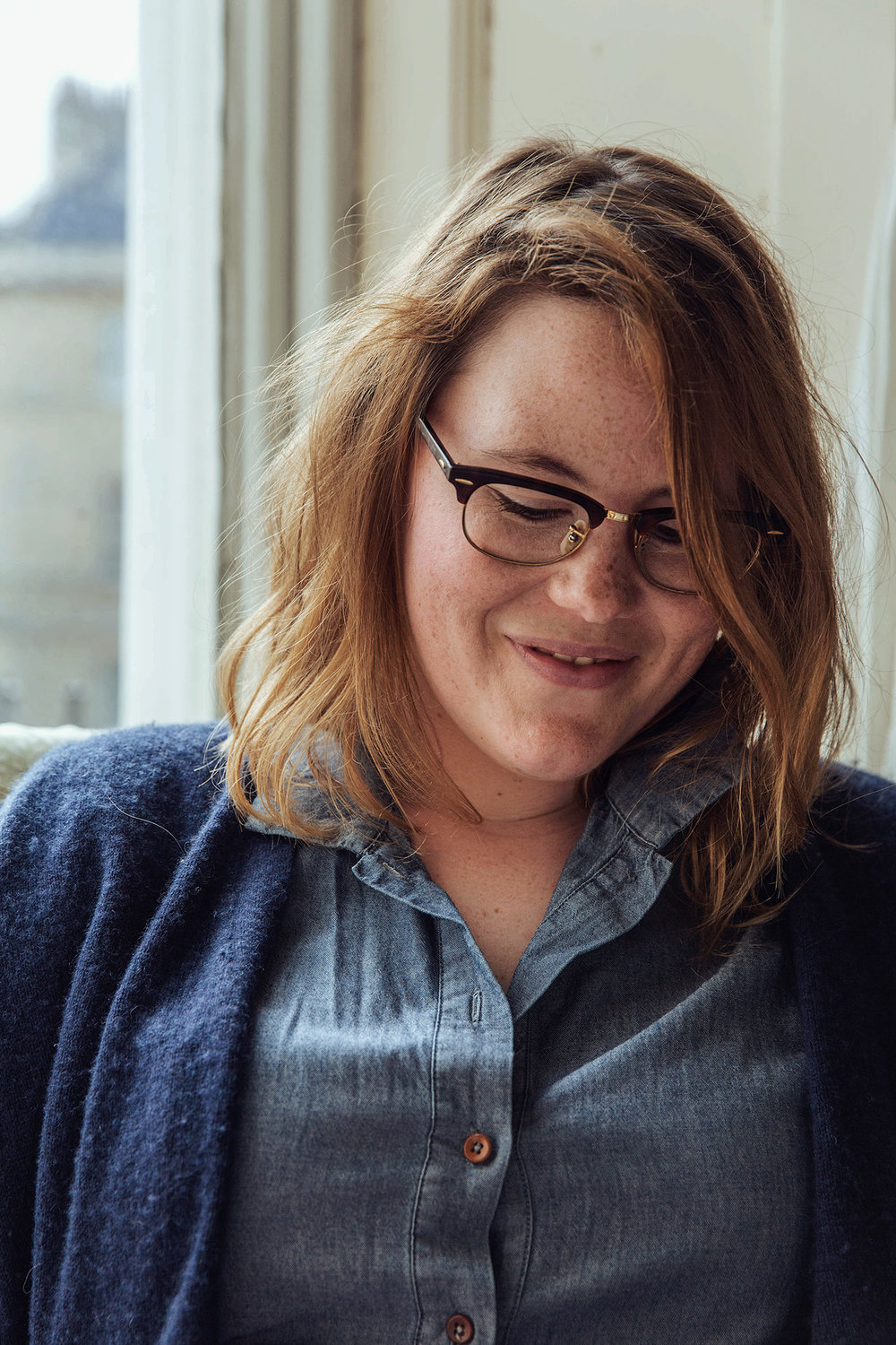Sarah Woodier : Producer and director of We Are Landlore
