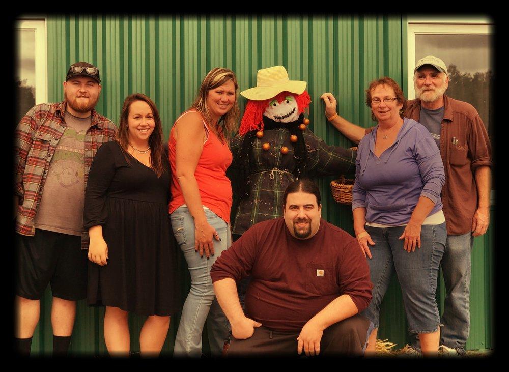 Scarecrow Team Building!