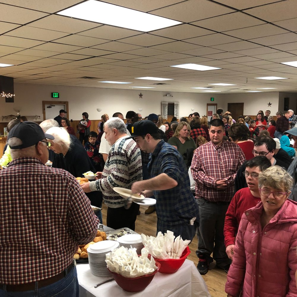 We had a record turnout for our 2018 GMSS Family Holiday Party at the Morrisville VFW!