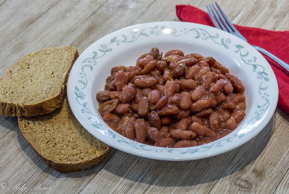 My Homemade Baked Beans