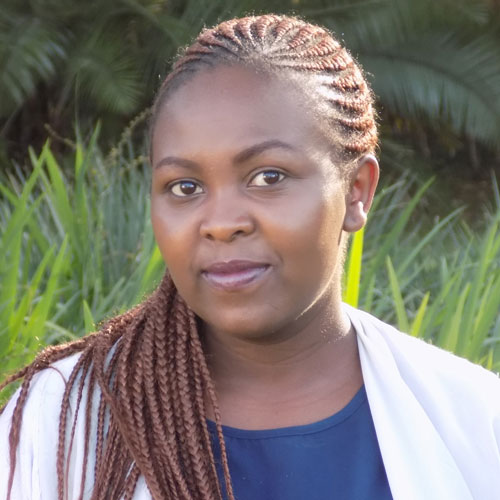 Miriam Kimani, Operations Coordinator, Kenya