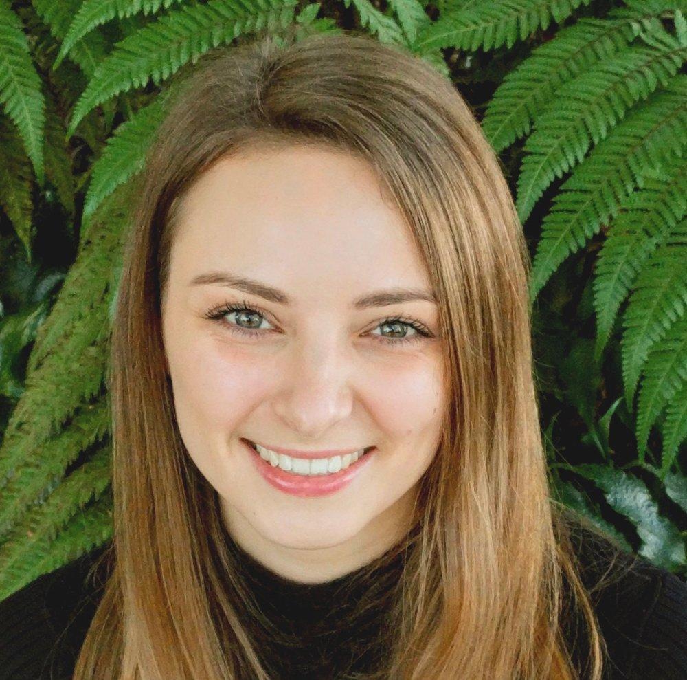 Jessica Yelland, Senior Operations Coordinator