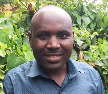 Phil Kamuntu, Field Coordinator, Uganda