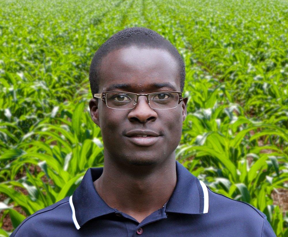 Dunstan Adongo, Field Coordinator, Kenya
