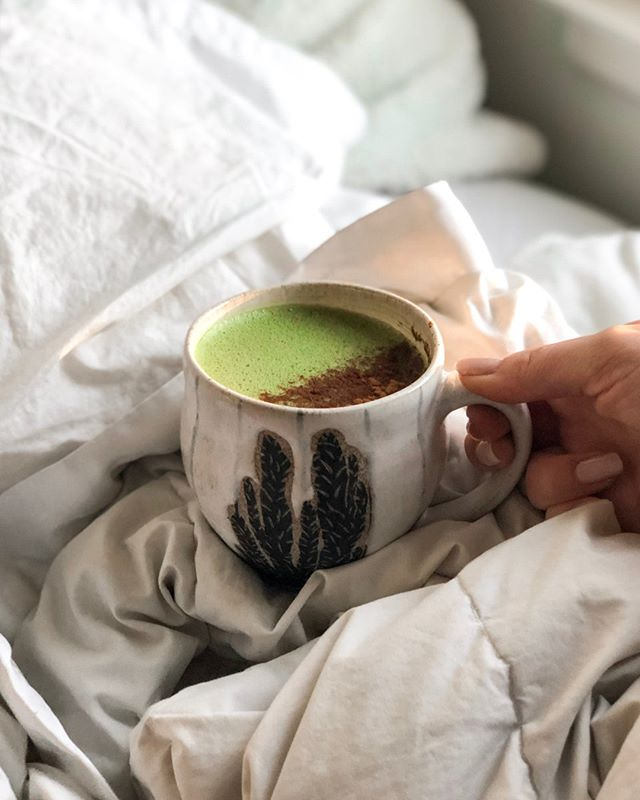Monday morning and back on my matcha 🍵⠀⠀⠀⠀⠀⠀⠀⠀⠀ ⠀⠀⠀⠀⠀⠀⠀⠀⠀ Making a list of to-dos for today: drink matcha, clean and finish laundry, workout and walk Bear, make a green smoothie, respond to emails, taxes prep, meeting prep, car wash, and well so much more, but that's my morning! Off to start ticking off those boxes ✔️ What's on your to-do this morning?⠀⠀⠀⠀⠀⠀⠀⠀⠀ ⠀⠀⠀⠀⠀⠀⠀⠀⠀ Morning Matcha: hot water, homemade hazelnut mylk, 1.5 tsp @mizubateaco matcha, .5 tsp @ommushrooms FIT, .25 tsp Chaga mushroom, 1 tbsp @moonjuice Vegan Collagen Protection, 1 tsp @bulletproof Brain Octane Oil; blend and add cinnamon!⠀⠀⠀⠀⠀⠀⠀⠀⠀ #mondaymorning #mondaymatcha⠀⠀⠀⠀⠀⠀⠀⠀⠀ .⠀⠀⠀⠀⠀⠀⠀⠀⠀ .⠀⠀⠀⠀⠀⠀⠀⠀⠀ .⠀⠀⠀⠀⠀⠀⠀⠀⠀ .⠀⠀⠀⠀⠀⠀⠀⠀⠀ .⠀⠀⠀⠀⠀⠀⠀⠀⠀ .⠀⠀⠀⠀⠀⠀⠀⠀⠀ .⠀⠀⠀⠀⠀⠀⠀⠀⠀ .⠀⠀⠀⠀⠀⠀⠀⠀⠀ .⠀⠀⠀⠀⠀⠀⠀⠀⠀ #mindbodygram #mindbodygreen #veganfoodshare #slowfood #eatwhatyoulove #thefeedfeed #womenshealth #hormonehealth #plantbased #drinkyourgreens #cbd #matcha #poweredbyplants #vegansofig #slowmornings #greensmoothie #plantbaseddiet #wfpb #wellnessblogger #spirulina #plantlady #womenshealth #makeyourown #eatwhatyoulove #matchaholic #bulletproof #bulletproofmatcha