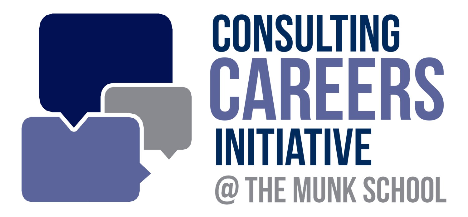 Student Consulting Initiative @ The Munk School