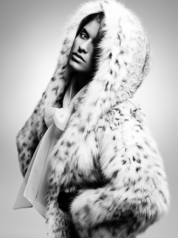 FUR HARVESTERS - FINE ART FASHION PHOTOGRAPHY