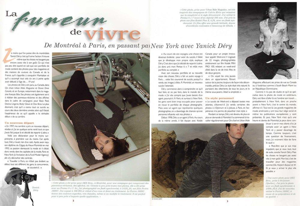PUBLICATION KODAK 1998  Cliquez pour lire