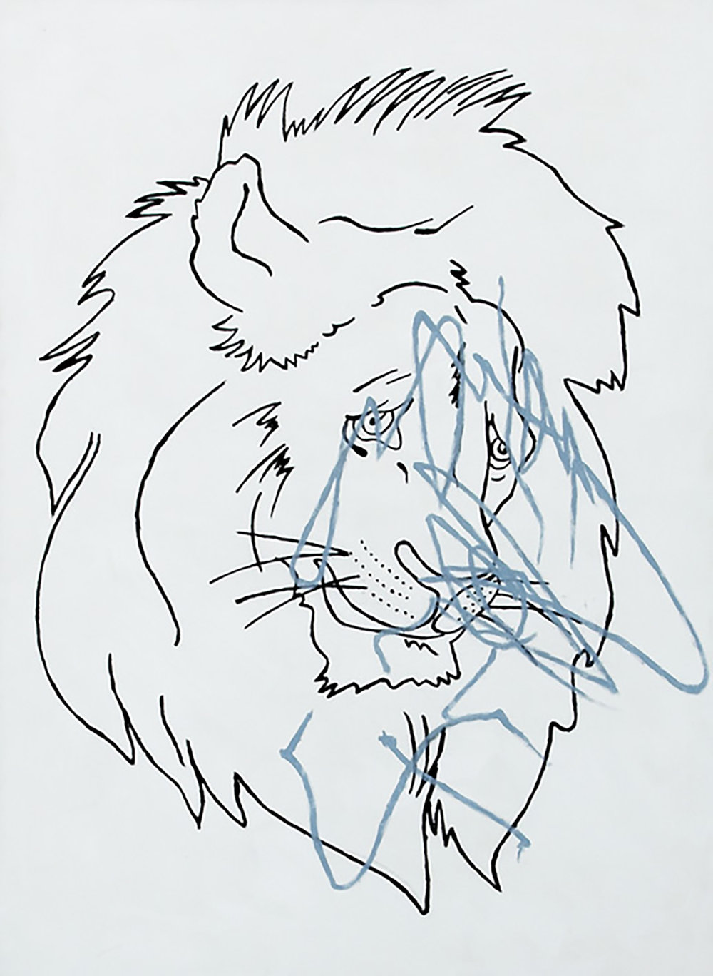 Spike_Holden027_Colouring book painting_Sad Lion.jpg