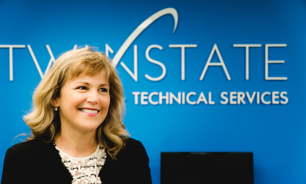 Beth Tinsman - Founder, twin state technical services