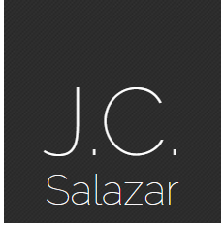 J.C. Salazar Author