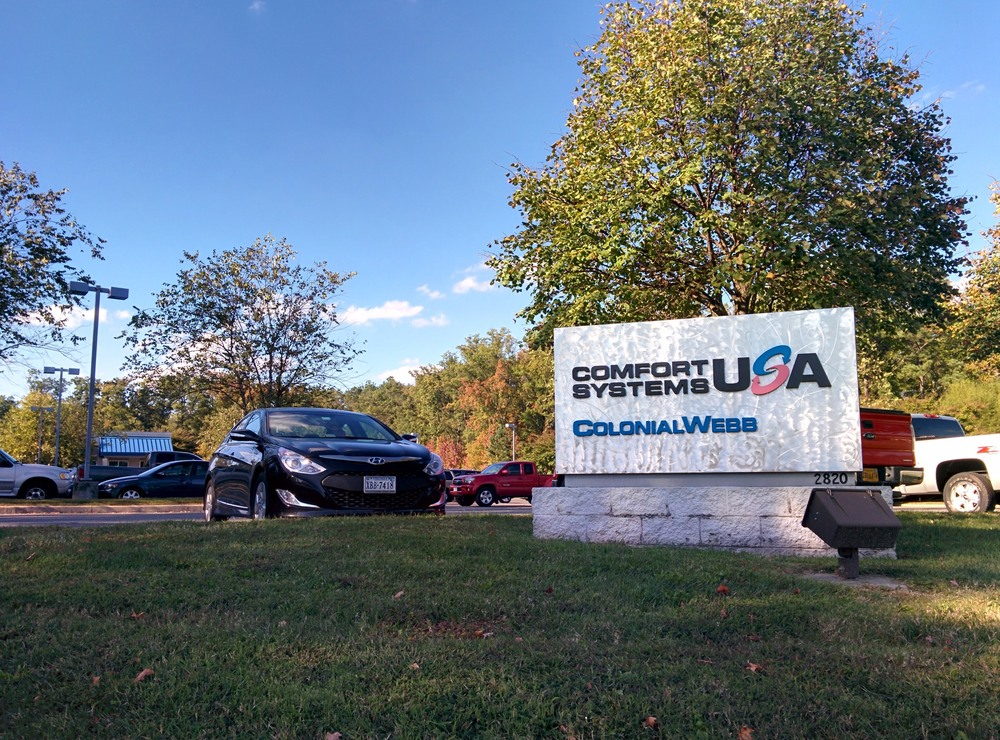 ColonialWebb Corporate Offices