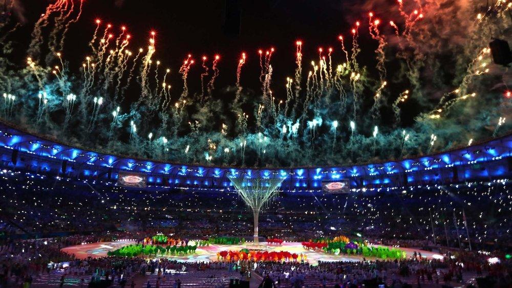 2016 Summer Olympics in Rio de Janeiro