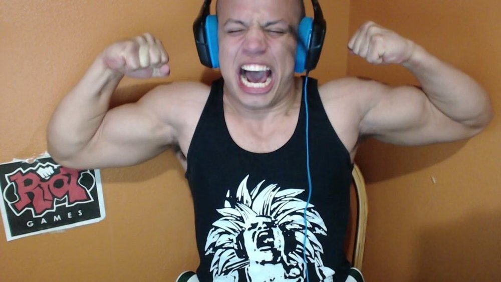 Picture courtesy of Twitter @loltyler1