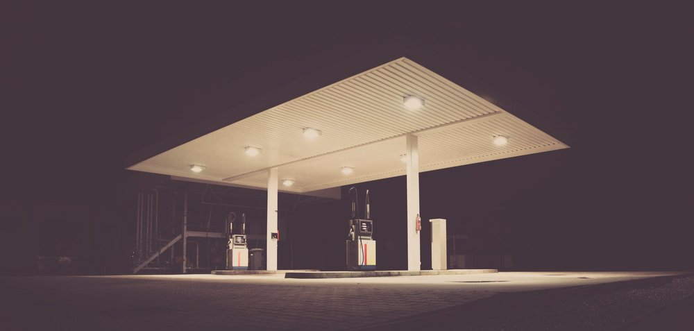 Gas Stations -