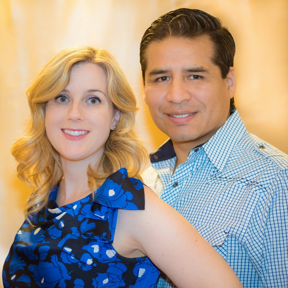 Breanne and Fernando Rojas