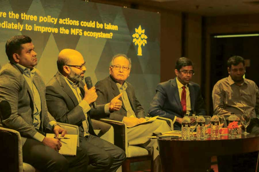 Improving policy and regulatory environment -