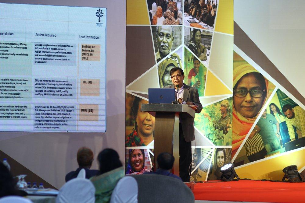 Dr. Sajjad Zohir, Executive Director, Economic Research Group (ERG)