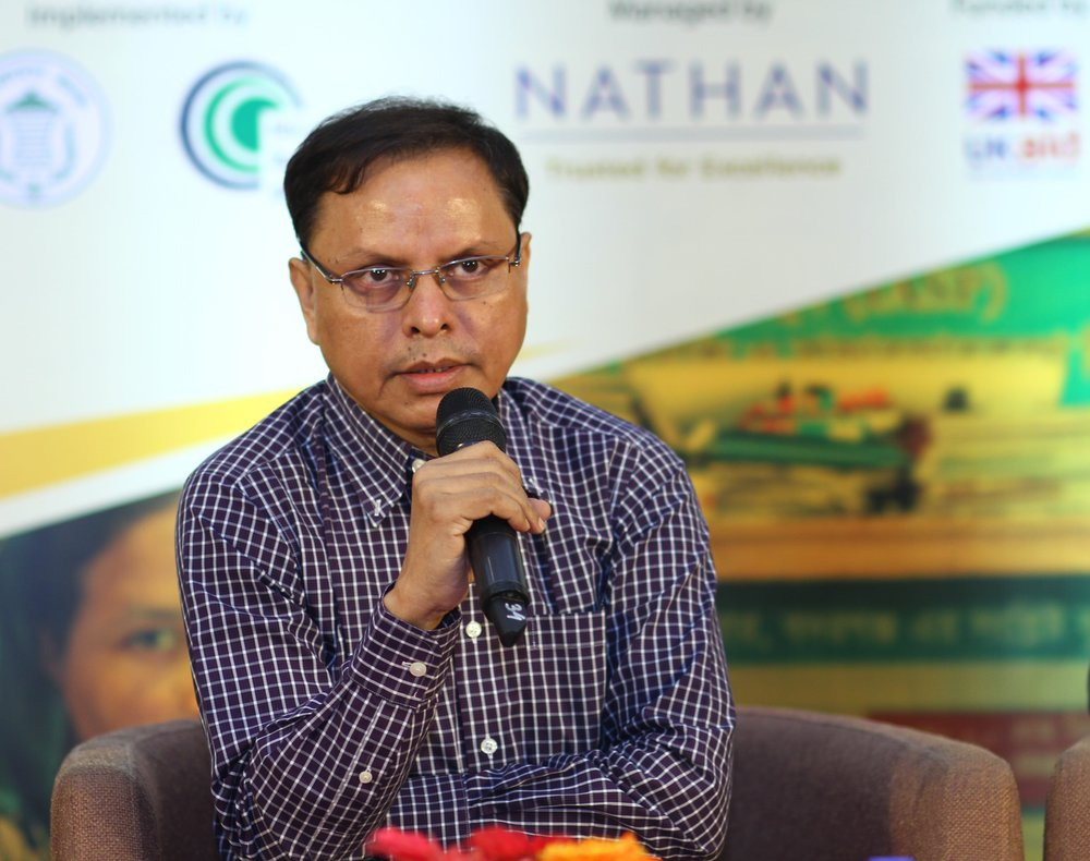 Arijit Chowdhury, Additional Secretary, Financial Institutions Division, Ministry of Finance