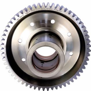 - 40001038-SDP - 58T Upper Idler Gear