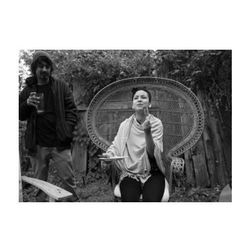 Cristal Alba                                 contributor 2014 first edition - ________________________I am a queer Chicana. Mi corazon crece in the crevices entre las piedras. I was born in Perris, where the desert begins to run into the city. I am from nowhere y de todas partes. Siempre entre medio, siempre desgarrada entre conciencias.