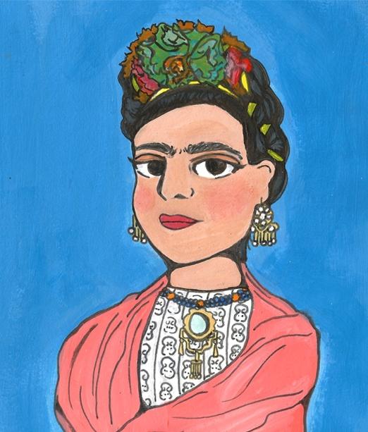 I. Frida Kahlo