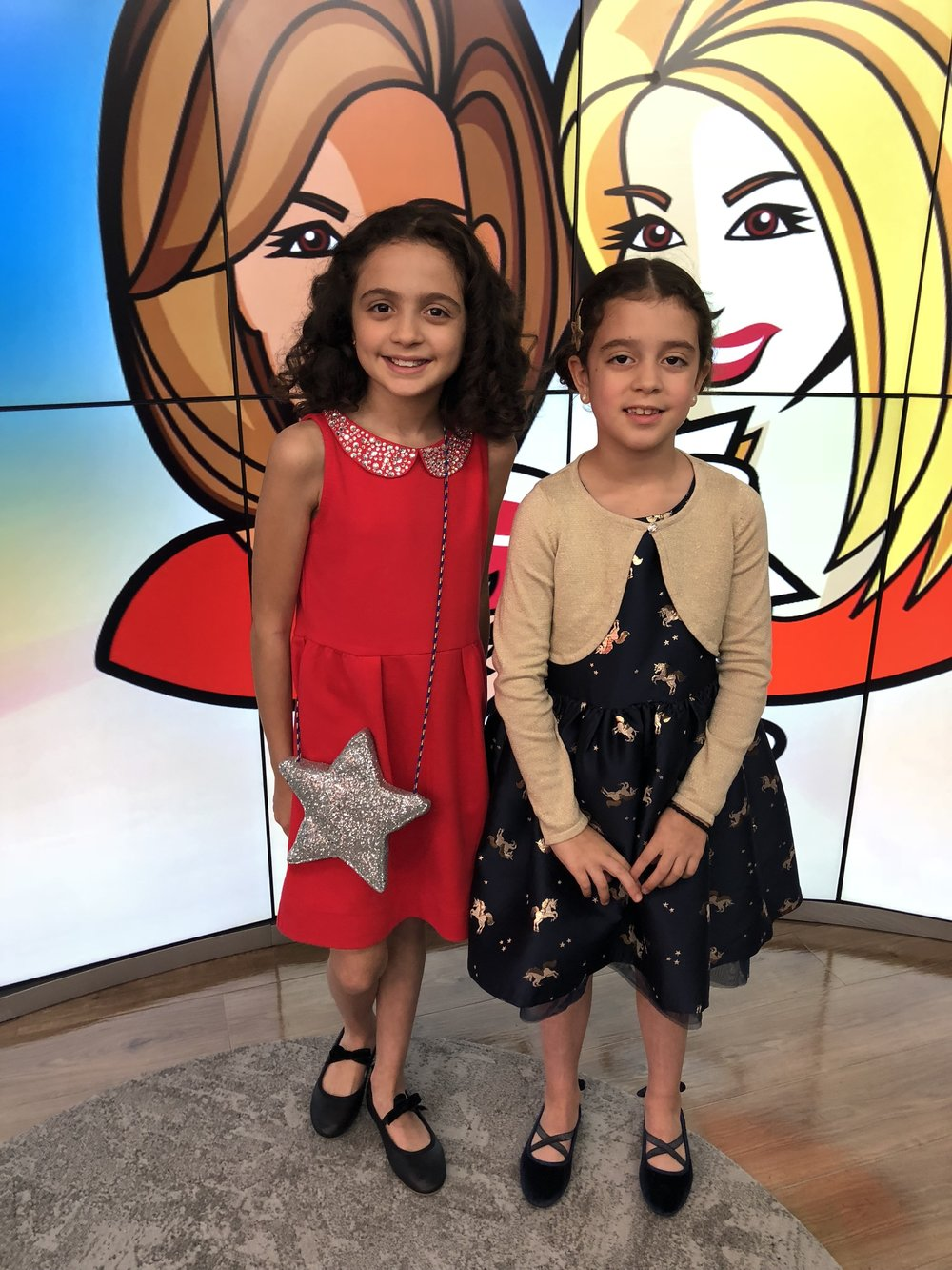 Holiday Family Fashion by fashion expert Amy E. Goodman embellished and jacquard by fashion expert Amy E. Goodman