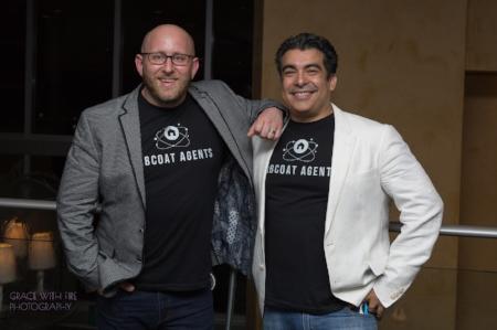 Lab Coat Agents Founders - Nick Baldwin & Tristan Ahumada