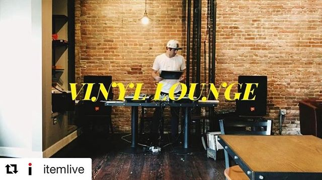 "#Repost @itemlive ・・・ ""Lynn is doing a really good job with visual culture, but I want to expand the musical culture as well by playing these old records,"" says Brad Alderman, who is the owner/teacher at @northshorepianostudio in @lydiapinkhamlabs , as he spins a vinyl record during the first Vinyl Lounge at @loth_lynn on Saturday. Alderman and Fredy Hincapie, who helped coordinate the event, want the Vinyl Lounge to be a once-a-month event at the coffee shop where people can bring in their record collections and play their favorite tunes while enjoying a cup of coffee. 📷: @suspenseful #vinyl #VinylLounge #vintage #oldschool #music #Lynn #records #itemlive"