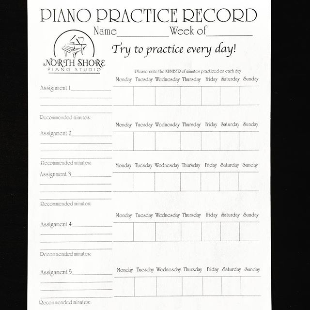 Measure what matters most 📈🎹💪 . . . . #practicemakesperfection #piano #practice #music #pianoteacher #pianoschool #practicemakesperfect #pianolessons #pianostudio #lynn #lynnma #salemmassachusetts #bostonnorthshore #pianostudent #measurewhatmatters