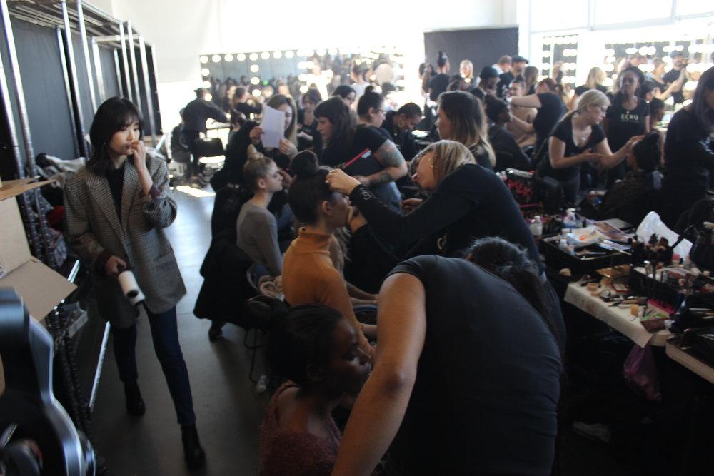 NYFW 2019 - Backstage