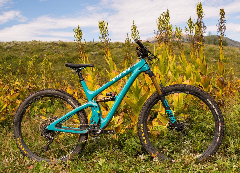 New Zealand Mountain Biker - Yeti SB5 5