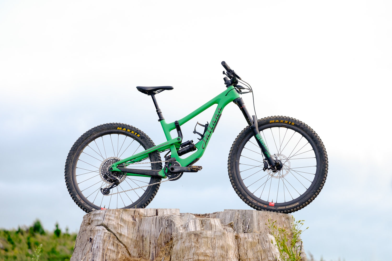 Juliana Strega CC X01 — New Zealand Mountain Biker