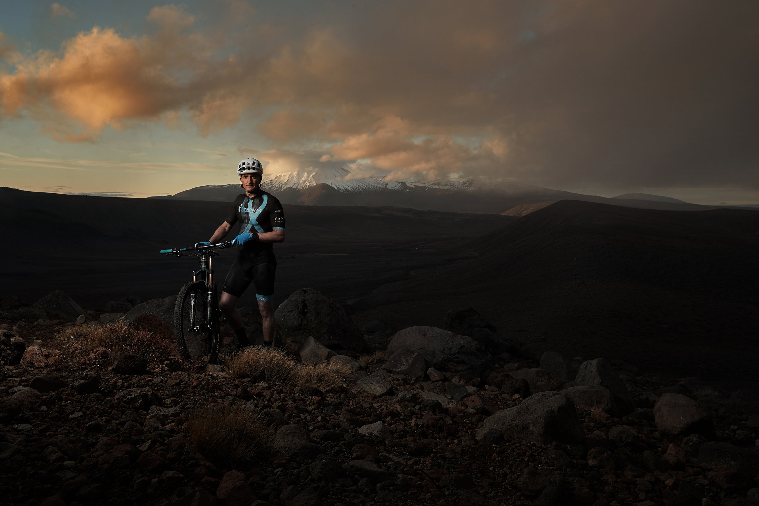 New Zealand Mountain Biker - Tim Beere Tackles The Pioneer and