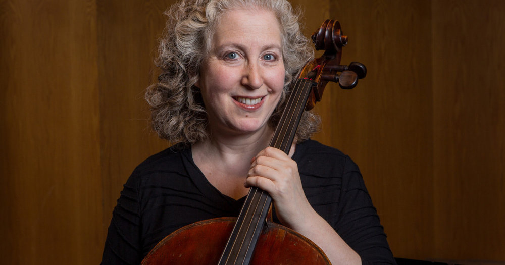 Julia Lichten, cello